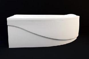 Панель фронтальная для ванны Aquanet Capri, ALLENTO LR