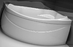 Панель фронтальная для ванны Aquanet Jamaica, Sarezo LR