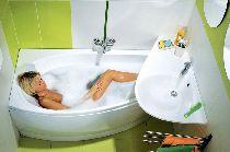 Гидромассажная ванна Ravak Avocado 150x75