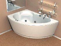 Ванна акриловая Aquatek Аякс-2 (без стекла)