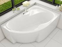 Акриловая ванна Vayer Azalia RL 160x105