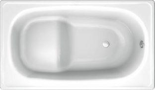 Ванна стальная KollerPool 105х70E с сидением B05E2200E