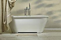 Мраморная ванна Esse Bali 167х71