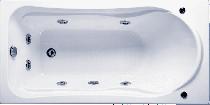 Гидромассажная ванна BAS Бриз 150 x 75 x 50