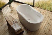 Акриловая ванна BelBagno  BB407-1600-800