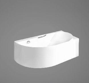 Акриловая ванна BelBagno BB44-1500-R