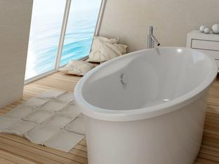 Гидромассажная ванна Vayer Beta 194x100