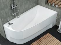 Гидромассажная ванна Vayer Bumerang 170x90 LR