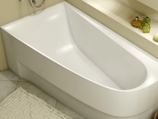 Гидромассажная ванна Vayer Bumerang 150x90 LR