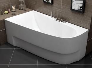 Ванна Vayer Boomerang 150x90 LR