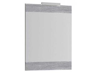 Зеркало Aqwella Бриг 60 см дуб седой Br.02.06/Gray