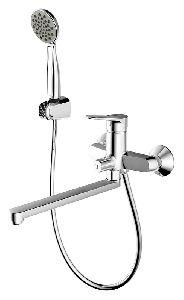 Смеситель для ванны Bravat Eco-D F693158C-LB