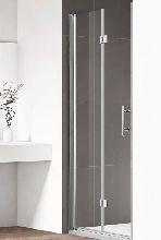 Душевая дверь Cezares ECO-O-BS-12-100-C-Cr стекло прозрачное, профиль хром