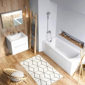 Акриловая ванна Ravak Domino Plus 170х75