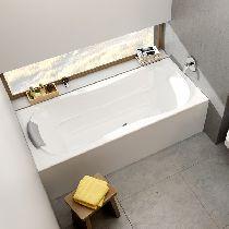 Акриловая ванна Ravak Campanula II 170 x 75