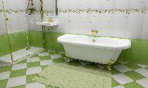 Мраморная ванна Esse Capri 170х75