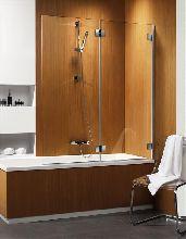 Шторка для ванны Radaway Carena PND 202201-101L