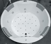 Гидромассажная ванна Riho Carmen 180 x 180 x 53