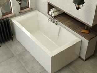 Акриловая ванна Vayer Casoli 180x80