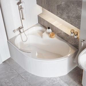 Акриловая ванна Ravak Rosa I 140 x 105