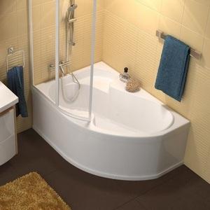 Акриловая ванна Ravak Rosa I 150 x 105