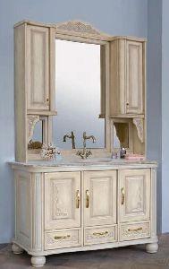 Мебель для ванной Аллигатор Classic 125C (зеркало на столешнице)