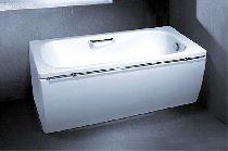 Мраморная ванна Vispool CLASSICA 180