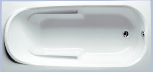 Ванна Riho Columbia 160x75