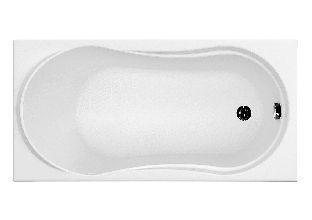 Акриловая ванна Aquanet Corsica 170x75