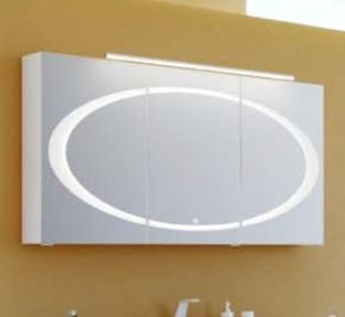 Зеркальный шкаф Aqwella Clarberg Dune-М 120 см DUN0412