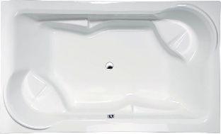 Ванна Alpen DUO 200x120
