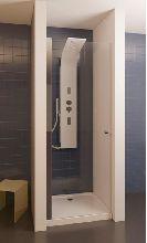 Душевая дверь Kolpa-San Terra flat TV/S E 80