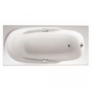 Чугунная ванна Jacob Delafon ADAGIO с отверстиями для ручек (170x80) E2910-00