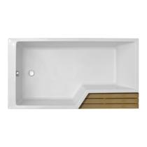Акриловая ванна Jacob Delafon Bain Douche Neo 170x90 L/R (E6D002-00)