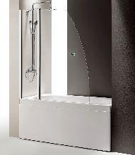 Шторка на ванну Cezares Eco V-11