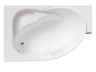 Акриловая ванна Marka One Ergonomika 158-175x110 L