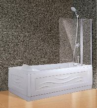 Шторка для ванны Esbano ES-1412