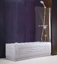 Шторка для ванны Esbano ES-1480