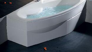 Фронтальная панель для ванны Alpen Evia