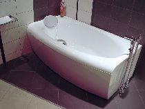 Акриловая ванна Ravak Evolution 180 x 102