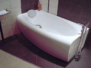 Акриловая ванна Ravak Evolution 170x97/83