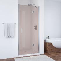 Душевая дверь Vegas-Glass AFP 0100 08 05 R профиль хром стекло бронза