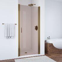 Душевая дверь Vegas-Glass EP 0065 05 05 профиль бронза стекло бронза