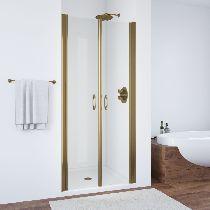 Душевая дверь Vegas-Glass E2P 0075 05 01 профиль бронза стекло прозрачное