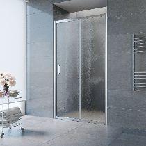 Душевая дверь Vegas-Glass ZP 0125 08 02 профиль хром стекло шиншилла