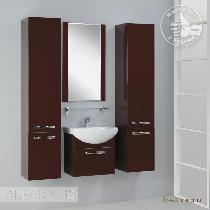 Зеркало Акватон Ария 50 тёмно-коричневое