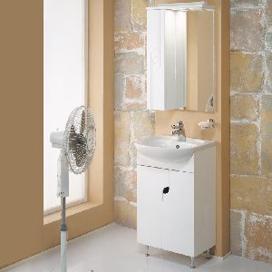 Зеркало-шкаф Акватон Панда 50 левое