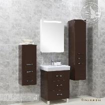 Комплект мебели Акватон Америна 60 М тёмно-коричневая
