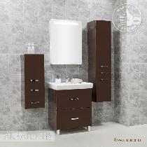 Комплект мебели Акватон Америна 70 Н тёмно-коричневая