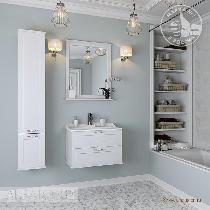 Комплект мебели Акватон Леон 65 дуб белый
